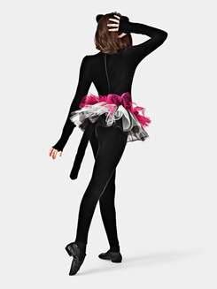 Cats Meow Girls Unitard Costume