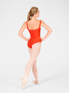 Adult Bacara Contour Seam Leotard