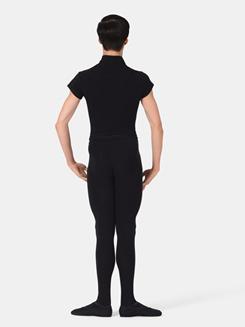 Mens Condor Zip Front Leotard with Built-In Dance Belt