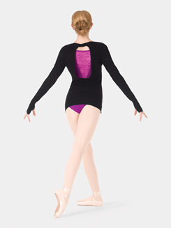 Adult Long Sleeve Warm-Up Dance Sweater