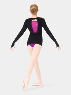 Adult Long Sleeve Warm-Up Dance Sweater
