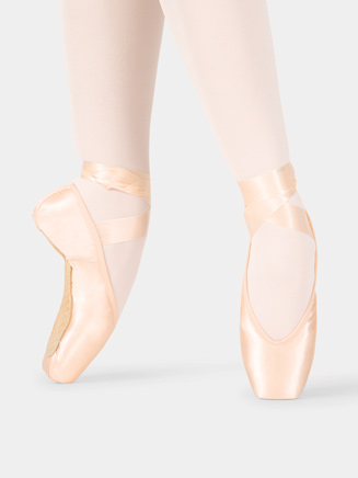 "Adult ""Katya"" Pointe Shoe - Style No 0532"