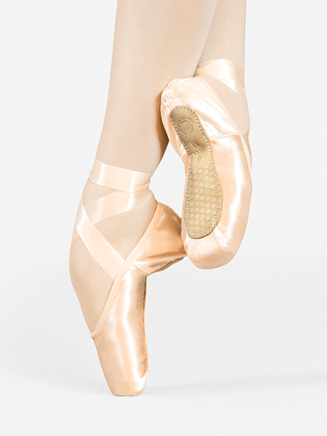 "Adult ""The Legend"" Pointe Shoe - Style No 0533"