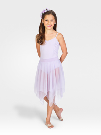 Child Double Layer Chiffon Skirt - Style No 0539