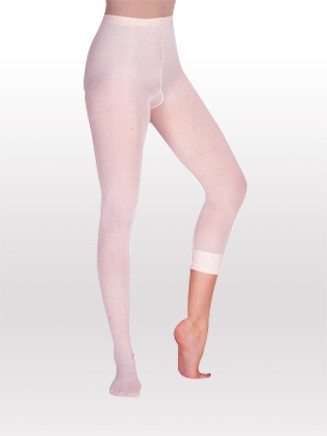 Adult/Child Convertible Seamed Dance Tight - Style No 100