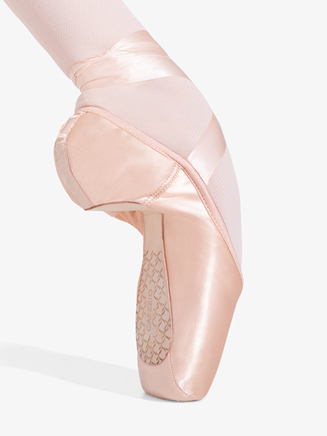 """Womens """"Cambre"""" Broad Toe #4 Shank Pointe Shoes - Style No 1128W"""