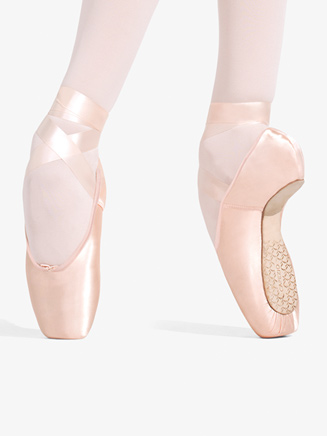 "Womens ""Developpe"" #3 Shank Pointe Shoes - Style No 1136W"