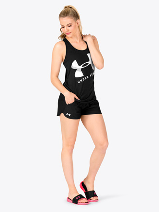 Womens Active Tech Graphic Print Tank Top - Style No 1305417x