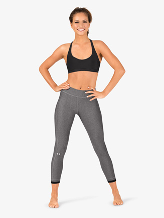 Womens HeatGear Armour Ankle Length Fitness Leggings - Style No 1309628x