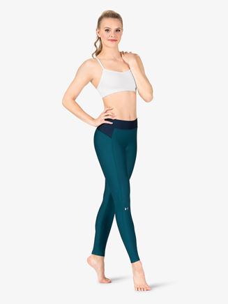 Womens HG Armour Compression Fitness Leggings - Style No 1309631