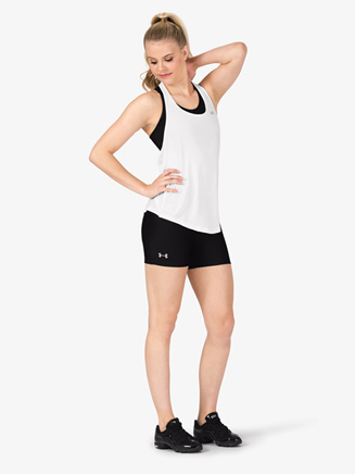 Womens HG Armour Compression Athletic Shorts - Style No 1316681x