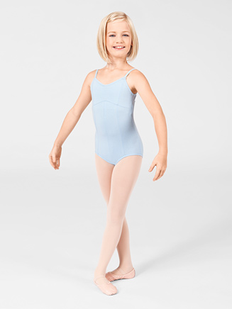 Girls Trestle Back Camisole Dance Leotard - Style No 1502C