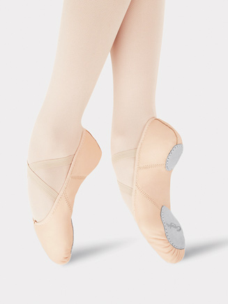 """Juliet"" Adult Split-Sole Leather Ballet Slipper - Style No 2027"