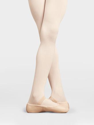 """Daisy"" Child Split-Sole Leather Ballet Slipper - Style No 205SC"