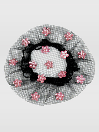 Jeweled Bun Cover - Style No 2123