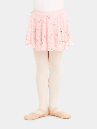Girls Pull-On Sequin Skirt - Style No 3949C