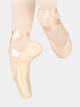 Adult Lyrica Pointe Shoes - Style No 404