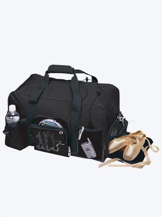 Multi-Pocket Dance Duffle Bag - Style No 4366