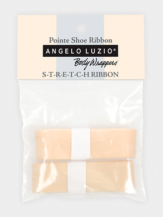Pointe Shoe Stretch Elastic Ribbon Pack - Style No 52