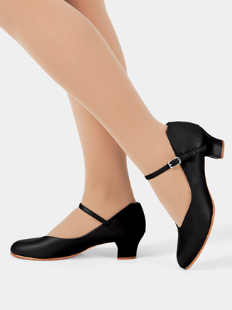 "Adult ""Jr. Footlight"" 1.5"" Heel Character Shoes - Style No 550"