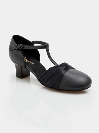 """Ladies Flex 2"""" Heel Character Shoe - Style No 562"""