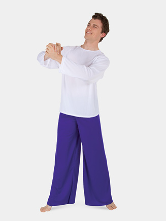 Adult Unisex Plus Size Full Worship Pant - Style No 570XX