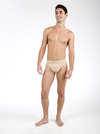 Mens Padded Thong Dance Belt - Style No 5936