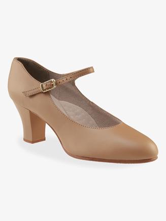 """""""Student Footlight"""" Adult 2"""" Heel Character Shoe - Style No 650"""