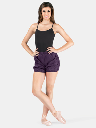 Adult Unisex Rip-Stop Dance Short - Style No 746
