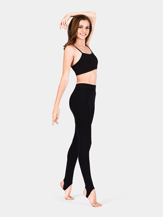 Adult Stirrup Pant - Style No 821BLK