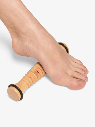 Wood Foot Roller - Style No 90226