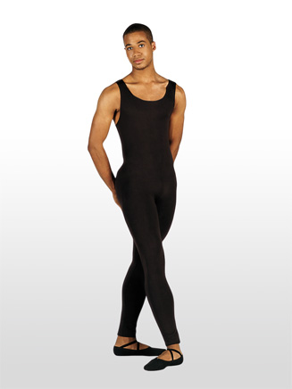 Mens Long Tank Unitard - Style No AB21
