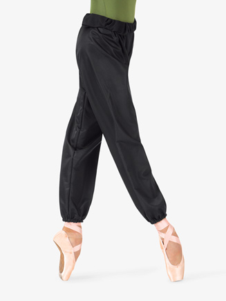 Womens Microtech Dance Warm-ups - Style No AW122