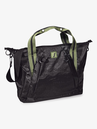 Laser Cut Dance Oversized Tote Bag - Style No B464