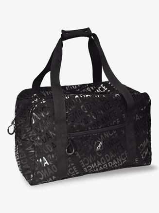 """The Weekender"" Dance Logo Duffle Bag - Style No B465"