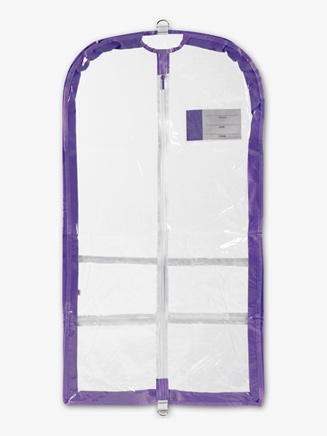 Clear Dance Garment Bag - Style No B596LAV
