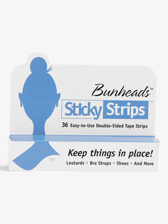 """Sticky Strips"" Double-Sided Adhesive Strips - Style No BH365U"
