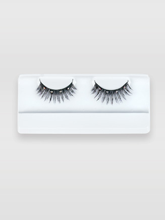 Rhinestone Eyelashes - Style No BH606