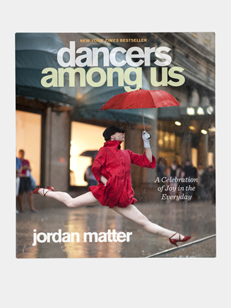 Jordan Matter Dancers Among Us Book - Style No BK10