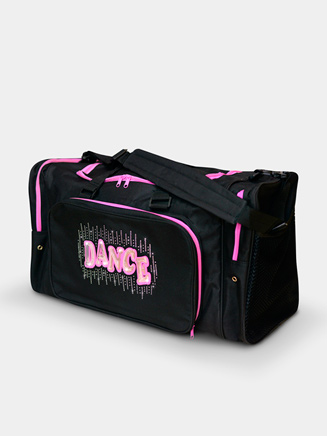 "Bling ""Dance"" Duffle Bag - Style No BLG101"