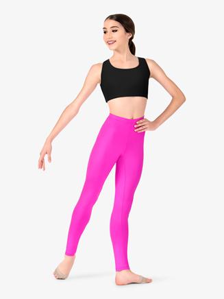 Womens Team Basic Compression Dance Bra Top - Style No BT5202