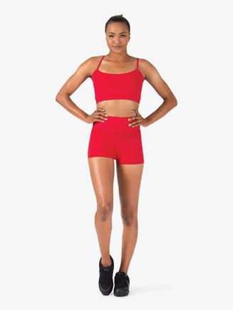 Womens Team Basic Compression Camisole Bra Top - Style No BT5203