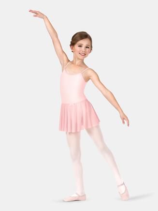 Child Basic Mesh Skirt - Style No C28484