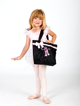 Ballet Shoes Tote Bag - Style No CBG28211