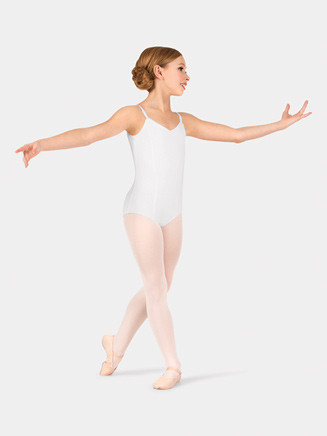 Girls Camisole Dance Leotard - Style No CC101C