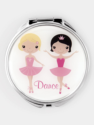 Little Dancers Compact Mirror - Style No CCM14CB