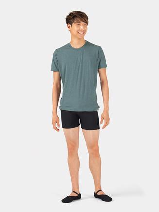 Mens Long Inseam Bike Shorts - Style No CL5001x