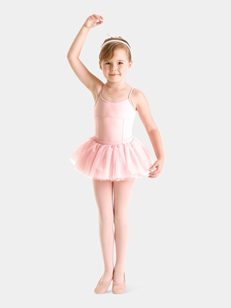 Girl Hurley Nylon Tutu Pull-On Skirt - Style No CR4041