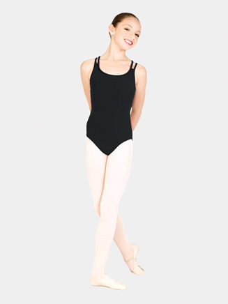 Child Camisole Leotard - Style No D154