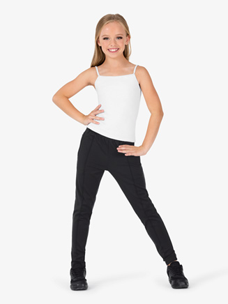 Girls Team Full Length Jogger Pants - Style No D3045C